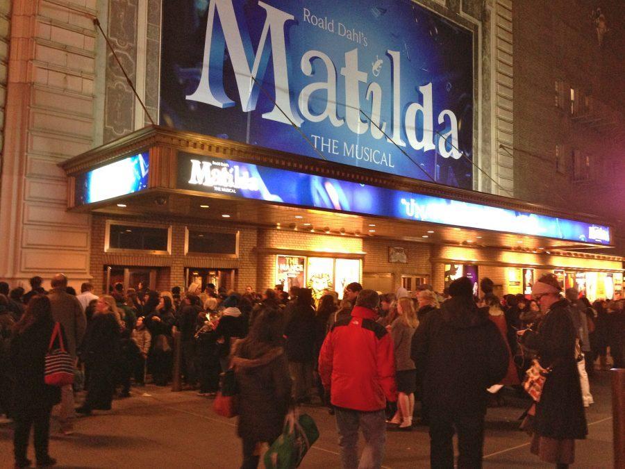 Review of Broadway's Matilda