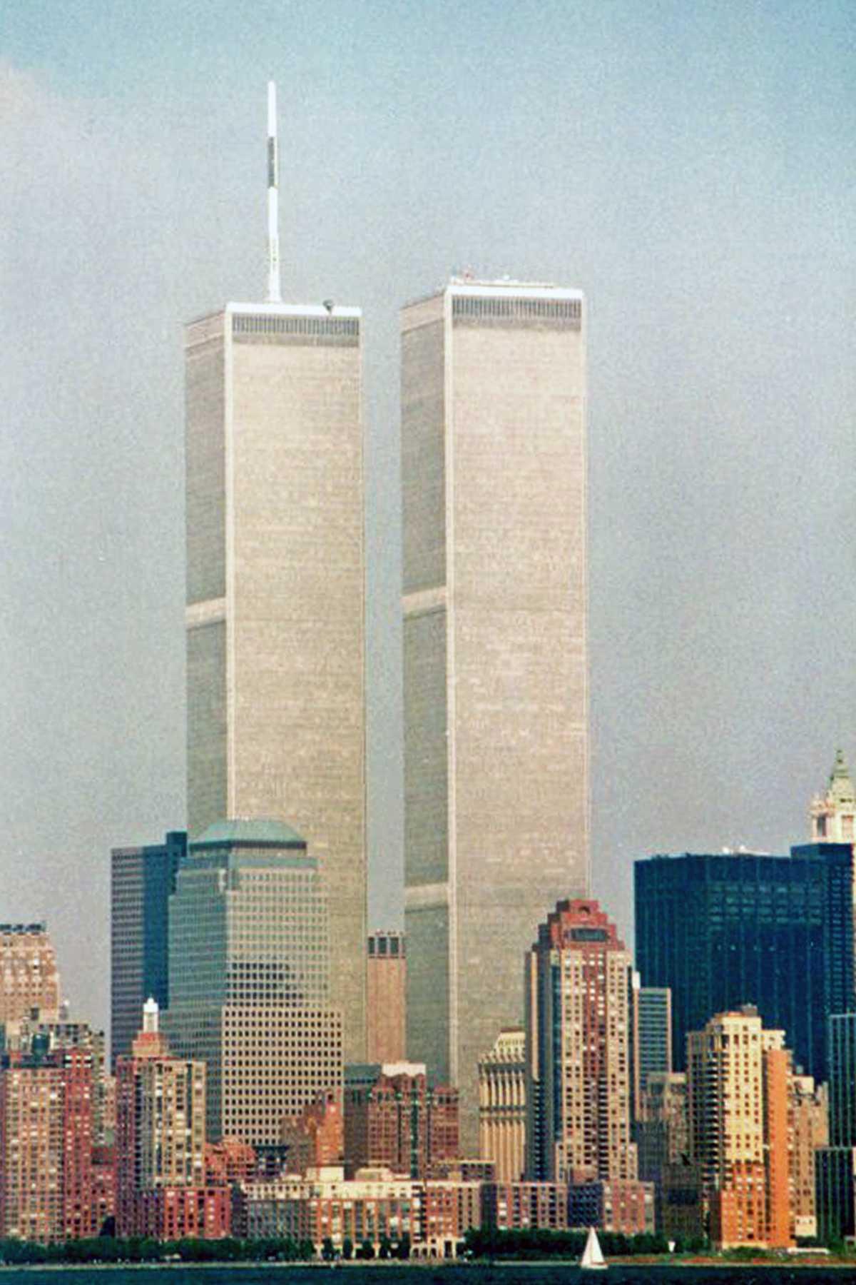 Twin Tower circa 1993
